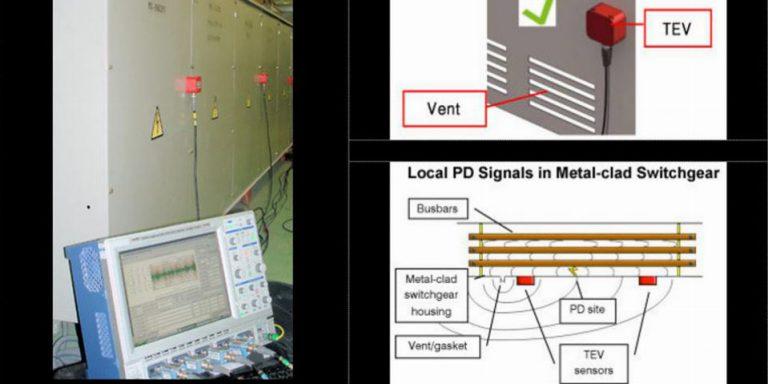 SETECHS.,JSC Thí nghiệm kiểm tra phóng điện cục bộ tại trạm 110 kV Ngân Long, Móng Cái, Quảng Ninh