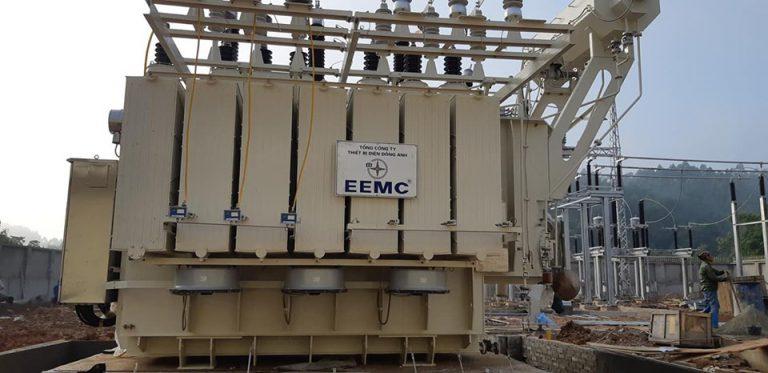 Setechs.,jsc Thi công kéo rải cáp và đấu nối nhị thứ trạm biến áp 110 kV Hữu Lũng, Lạng Sơn
